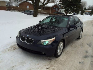 2004 BMW 5-Series Berline VERY  POWERFUL