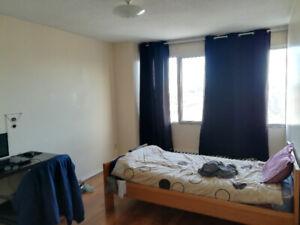 1 bedroom, Furnished - $500/month - Sublet