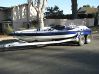 Ultra Custom Boats 21 LX Open Bow Jet - Performance Cruiser