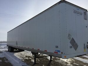 3 Stoughton 53 foot Tandem Axle Dry vans for sale