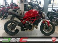 *NEW* 2018 Ducati Monster 797 Red Pre-Reg Offer | £1000 Deposit £81.75 pcm