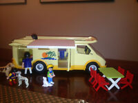 Playmobile Camper Van