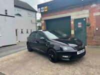 2015 SEAT Ibiza 1.2 TSI FR Black SportCoupe 3dr Petrol Manual (119 g/km, 104 bhp