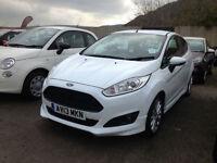 Ford Fiesta 1.0 ( 125ps ) EcoBoost ( s/s ) 2013.25MY Zetec S