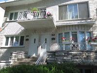 St-Laurent 7 1/2 lower duplex for rent.