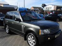 Land Rover Range Rover 3.6TD V8 auto 2007MY HSE