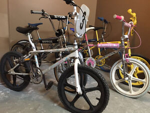 Looking for vintage Bmx bikes !!! I pay top Dollar !!!