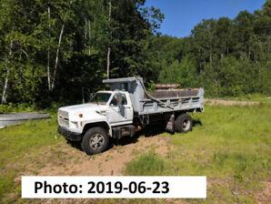 Dump Truck - 5-Ton
