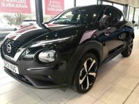 2021 Nissan Juke 1.0 DiG-T 114 Tekna 5dr DCT Auto Hatchback Petrol Automatic