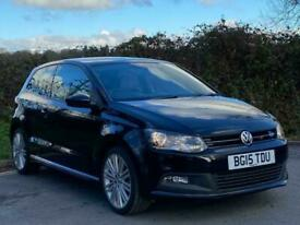 image for 2015 Volkswagen Polo BLUEGT DSG Semi Auto Hatchback Petrol Automatic