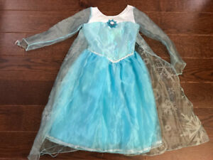 Size 4-6x Frozen costume