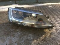 Volkswagen Jetta Drivers Headlight