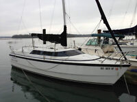 Macgregor X combination sailboat/motorboat - Sleeps 6!!!