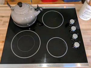 """Electrolux 24""""Cooktop"""