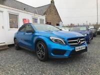 2014 Mercedes-Benz GLA220 AMG Line 4Matic Premium Plus 2.1 CDI Auto ( 170 bhp )