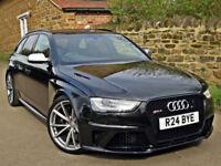 2014 AUDI RS4 4.2 TFSI V8 ( 450ps ) AVANT S TRONIC QUATTRO. £11K OF OPTIONS !!
