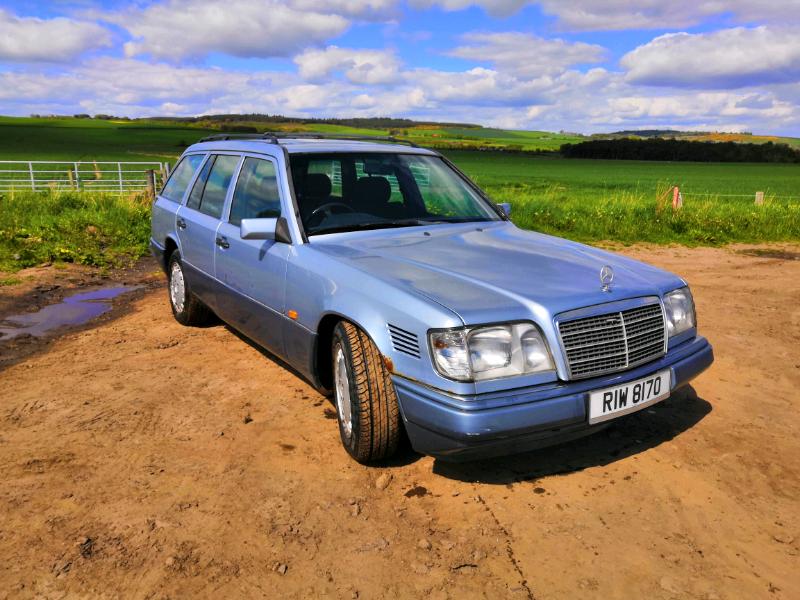 Mercedes W124 E300td estate | in Cupar, Fife | Gumtree