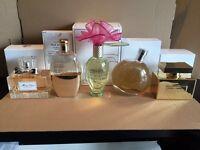 7 Full Size Fragrances