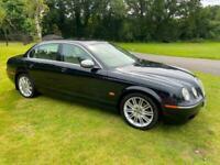2007 Jaguar S-Type 3.0 V6 SE 4dr Auto SALOON Petrol Automatic