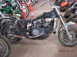 1982 Honda VF750C Parts Bike