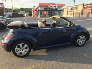 2007 Volkswagen Beetle Convertible - certified and ready to ride
