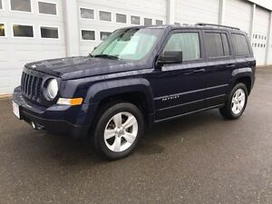 2012 Jeep Patriot 4x4, $55Wk. Remote Start 74Km. Heated seats!