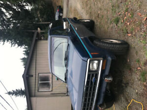 1985 FORD BRONCO 2