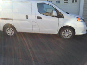 Nissan NV200 2015 Compact Cargo Sv Low Milaege