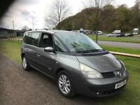 Renault Espace Expression T Automatic PETROL AUTOMATIC 2003/03