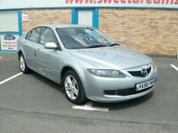 Mazda Mazda6 2.0 auto TS 1 OWNER AND FULL SERVICE HISTORY