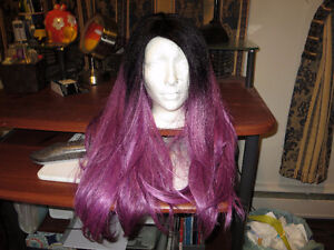 High-end synthetic wig. Looks like real hair! Cambridge Kitchener Area image 1