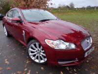 2010 Jaguar XF 3.0d V6 S Luxury 4dr Auto Visibility Pack! 19in Artura Alloys!...