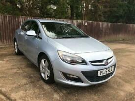image for 2015 Vauxhall Astra 2.0 CDTi SRi Auto 5dr Hatchback Diesel Automatic