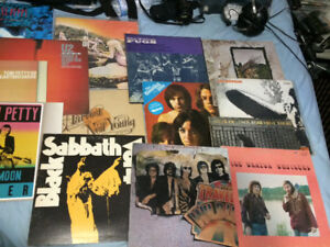 Vinyl Records lps Wanted