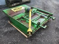 Belmac tractor topper SOLDSOLD SOLD