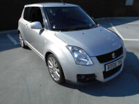 (08) 2008 Suzuki Swift 1.6 Sport 125 BHP