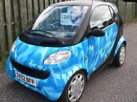 Smart Car Smart 0.6 Semi-Automatic 2002MY Pure Low mileage / Service history