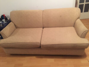Pullout bed/couch for cheap moving sale