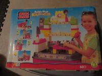 Mega Bloks Build and Play Kitchen plus lots of extras