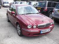 2004 04 Jaguar X-TYPE 2.5 V6 auto AWD SE IMMACULATE