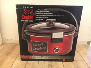 Slow Cooker Red