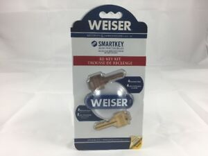 KWIKSET / WEISER SMARTKEY REKEYING KIT - Canada Wide Shipping