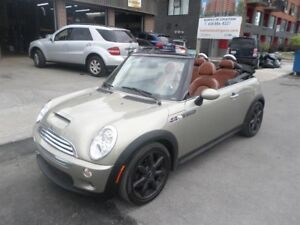 Mini Cooper Convertible 2dr S 2007