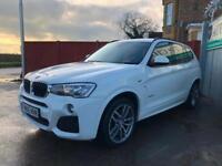 2015 BMW X3 2.0 20d M Sport Sport Auto xDrive 5dr