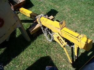 tractor loader bucket mount backhoe Stratford Kitchener Area image 3