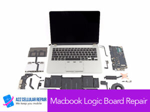 Macbook Screen Replacement & Logic Board Repair