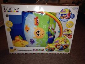 Baby gym new in box