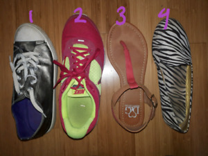 Size 8-9 Shoes