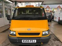 2005 FORD TRANSIT Transit Double cab tipper MINT Condition