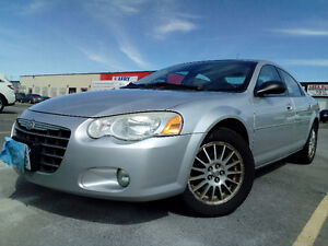 2004 Chrysler Sebring MINT CONDITION, JUST PASSED SAFETY